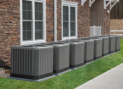 large outdoor ac units for central air conditioning
