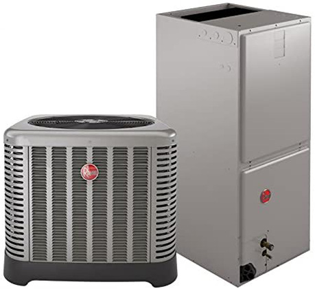 Rheem Air Condtioner and heating system